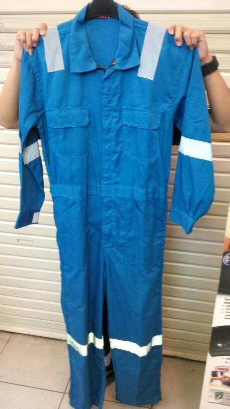 jual wearpack baju kerja coverall niscaya safety