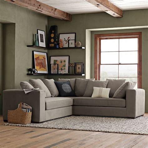 walton sectional walton sectional modern sectional sofas i love the