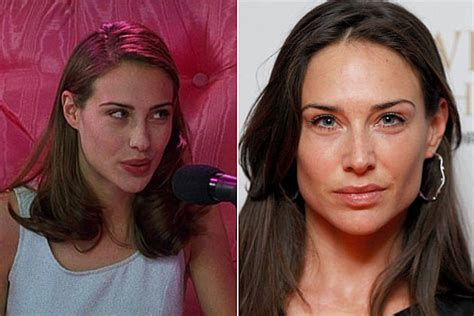 claire forlani mallrats see the cast of mallrats then and now