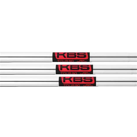 kbs tour swing speed kbs tour 90 iron shafts ゴルフ用品通販のフェアウェイゴルフusa