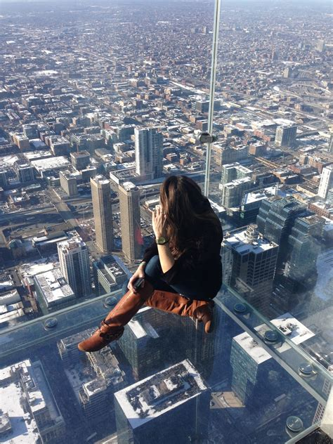 willis tower deck skydeck chicago chicago illinois willis tower is home
