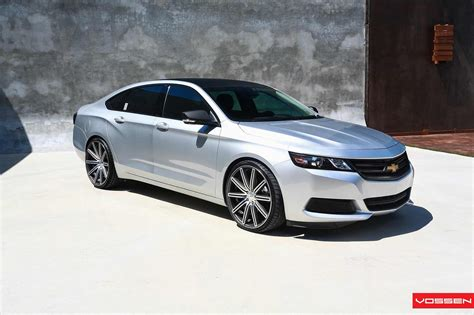 2014 chevy impala wheels เป ดเผยภาพรถ quot 2014 chevrolet impala quot เข าก บล อแม กซ ของ