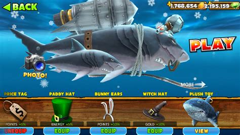 download game hungry shark mod money คђฬคร ภครเг hack hungry shark evolution all ver 100