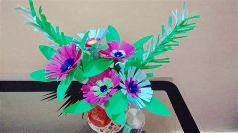 decoration to make at home how to make a paper flower bouquet for home decor