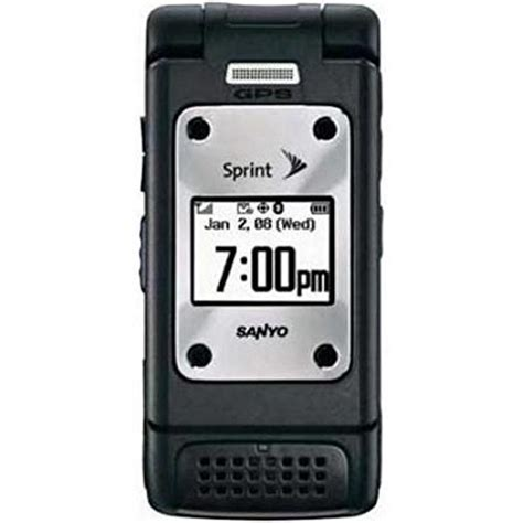 Sprint Rugged Phone by Sprint Sanyo Cell Phone Rugged Best Sellers Electronic