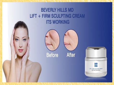 beverly hills md lift firm sculpting cream reviews beverly hills md lift firm sculpting cream