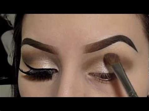 Eyeshadow Coklat chagne shimmer neutral colors eyeshadow tutorial pakfiles