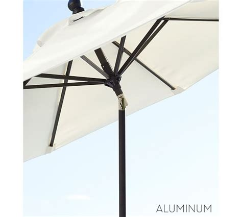 pottery barn patio umbrella market umbrella stripe pottery barn