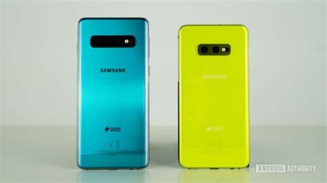 Samsung Galaxy S10 Exynos 9820 Vs Snapdragon 855 by Samsung Galaxy S10 Snapdragon 855 Vs Exynos 9820 Android Authority