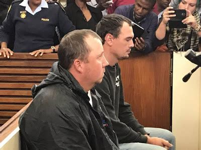Mba Scholarships For White Males by World South Africa 2 White Arraigned For Forcing