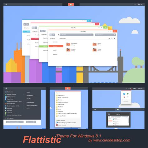 themes for windows 8 1 pc free download flattasdark theme for windows 8 1