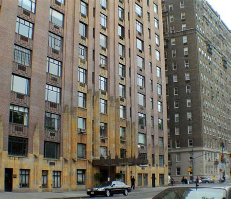 Apartment Building Used In Ghostbusters Ghostbusters Apartment