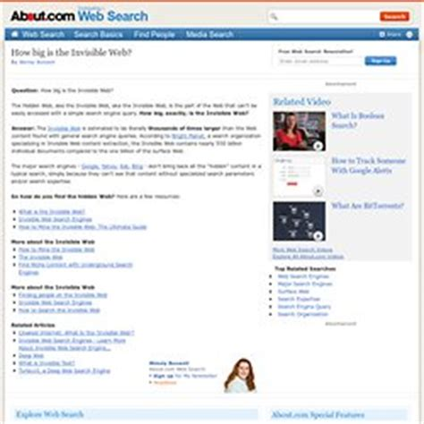 Invisible Web Search Engines Web Pearltrees