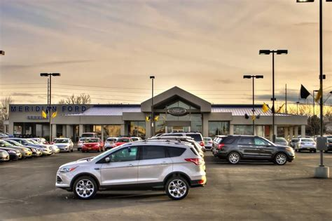 kendall ford  meridian    reviews car dealers   overland  meridan id