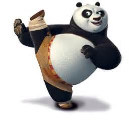 jack black kung fu panda po kung fu panda
