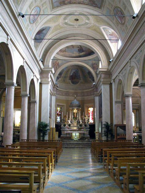 parrocchia di cameri la chiesa