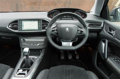 peugeot 308 interior peugeot 308 sw uk road test pictures auto express