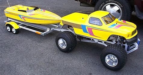 rc trucks with boats your stuff cars boats