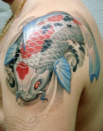 tattoo koi images koi fish by oleg turyanskiy tattoos