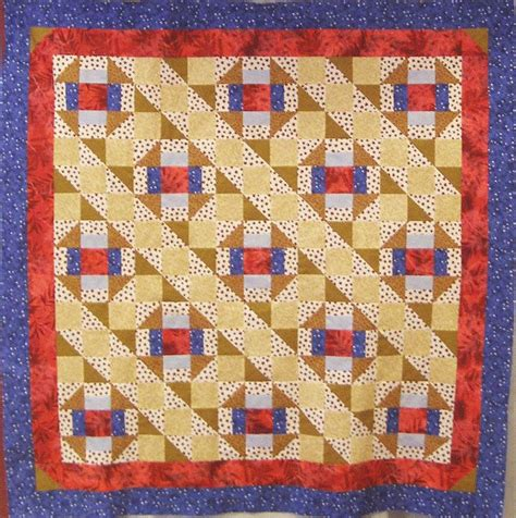 Free Mystery Quilt Patterns by Free Catercorner Quilt Pattern In Mystery Format