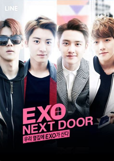 Tentang Film Exo Next Door | فیلم های کره ایی
