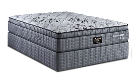 King Firm Mattress by King Koil Kensington Firm Mattress