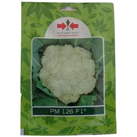 Benih Kembang Kol Pm 126 jual benih bunga kol pm 126 f1 250 biji panah merah