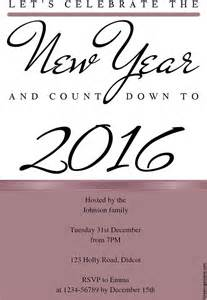 28 new year invitation templates free word pdf psd eps indesign format free