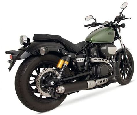 Yamaha Motorrad Cruiser by Remus F 252 R Yamaha Xv950 Motorrad News