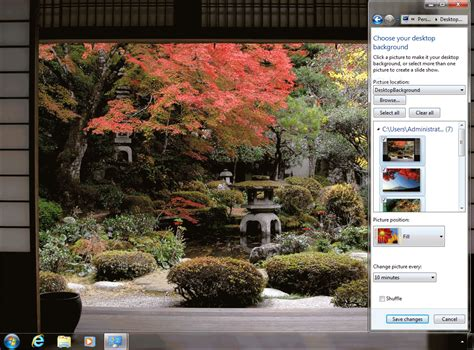 themes for windows 7 japan autumn color in japan theme download