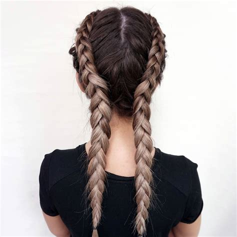 two french braids with weave comicsfancompanion two french braids for your reference