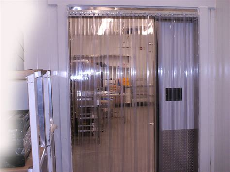 cooler curtains freezer door frank door company the leader in cold