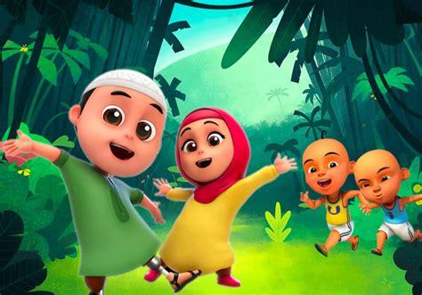 film kartun islami  bisa jadi teladan akhlak anak anak