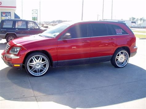 2004 Chrysler Pacifica Tire Size by Rappspacifica07 2004 Chrysler Pacifica Specs Photos