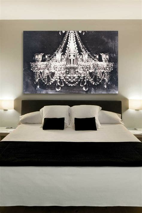 collection  chandelier canvas wall art