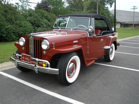 1948 willys jeepster 1948 willys jeepster 2 door convertible 93568