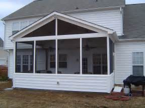 Screened Porches Screened In Porch Casual Cottage