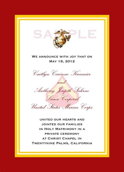 Usmc Wedding Invitations by Navy Retirement Save The Date Retirement Wedding And