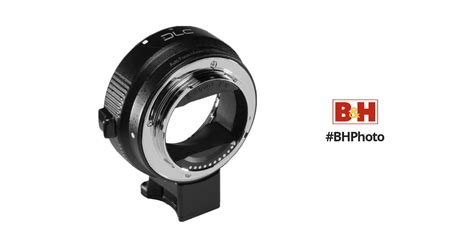 Kamera Sony Dot dot line canon ef ef s lens to sony e mount dl 0785 b h