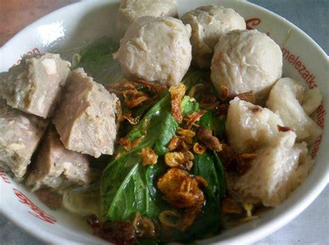 resep bakso daging sapi khas wonogiri
