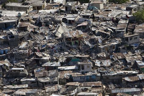 The Damaged file haiti earthquake damage jpg wikimedia commons
