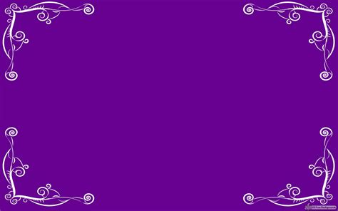 powerpoint templates free download violet purple elegant borders simple elegant border backgrounds