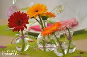 fleur deco table la pilounette