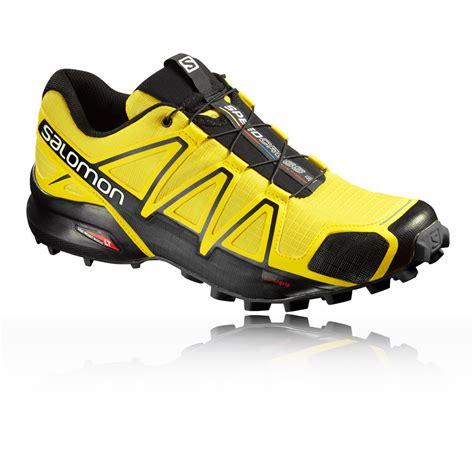 Sport Running salomon speedcross 4 trail running shoes 45