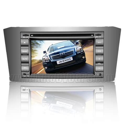 Toyota Dvd Player Toyota Avensis Multimedia Dvd Player With Gps Navigation