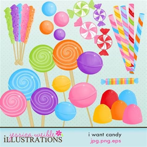 candyland candy clipart 65