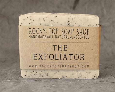 Handmade Naturals Discount Code - the exfoliator scrub soap exfoliating soap by rockytopsoapshop