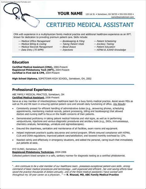 Assistant Resume Template Free by Assistant Resume Templates Free Free Sles