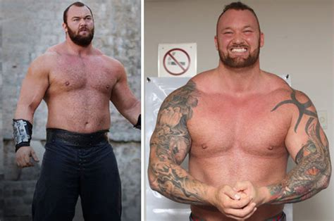 mountain man before and after haf 254 243 r j 250 l 237 us bj 246 rnsson reveals diet and fitness