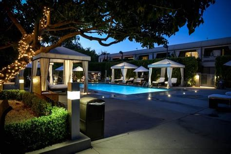 Los Angeles Hotel Luxe 4245 by Pool Picture Of Luxe Sunset Boulevard Hotel Los Angeles